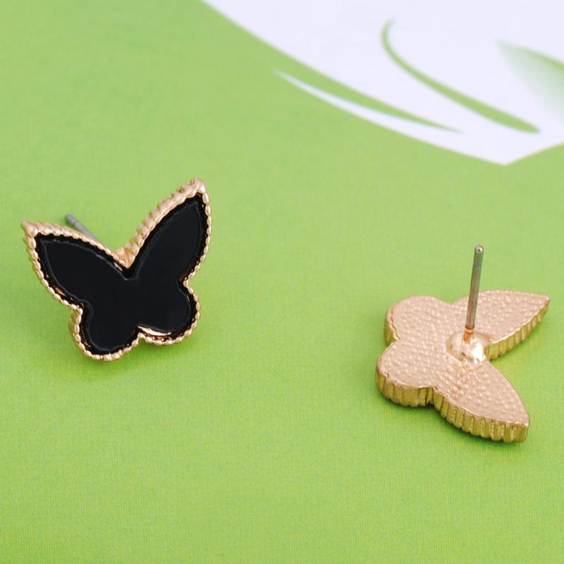 Boucles oreilles femme en Alliage / argent / plaqué or - Le Japon et la Corée du Sud - Ref 1113915 Image 3