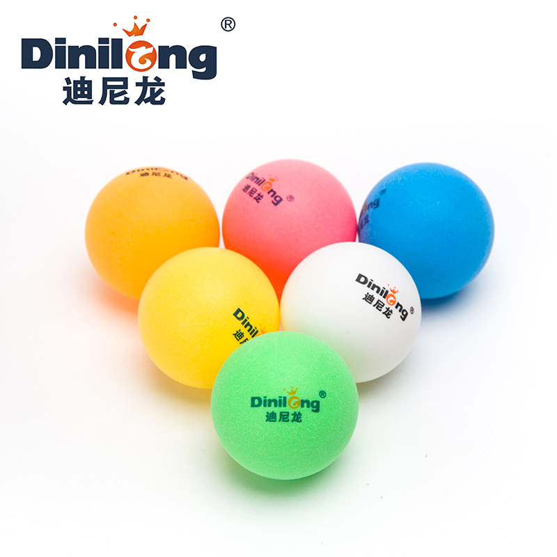 Dinylon elastic flexible shaft special accessories for table tennis