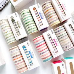 成长册相册diy装饰材料和纸胶带