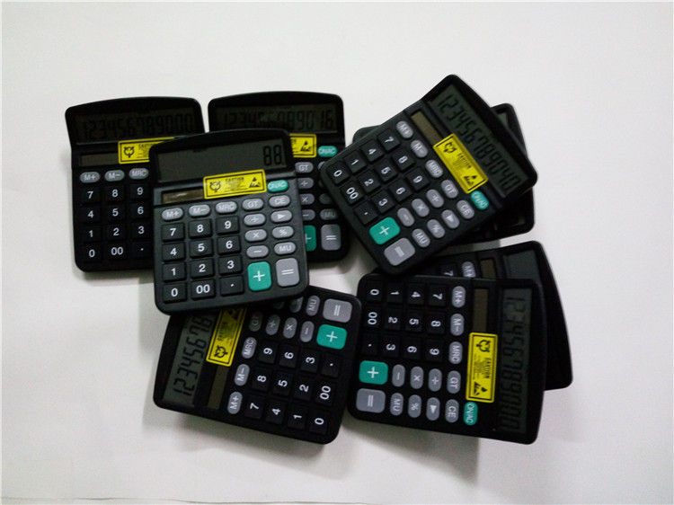 防静电计算器办公室用防静电计算机 ESD计数器无尘车间专用算数机