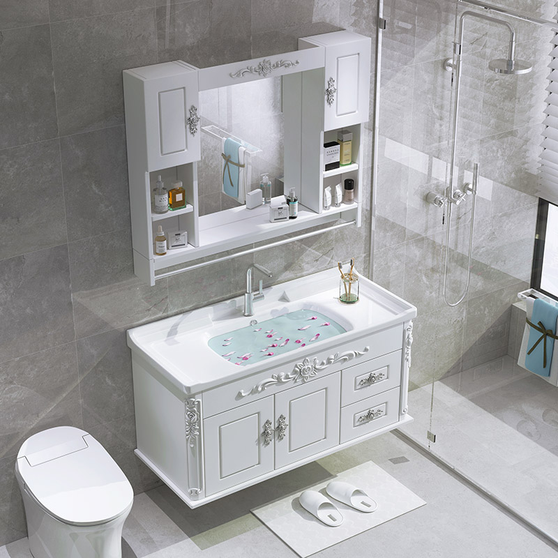 Шкафы в ванную Артикул 613385621908