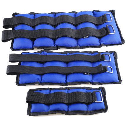 负重沙袋绑腿跑步运动绑手可调节儿童男女沙包康复锻炼DaREFHsXFA