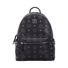 Direct MCM Men and Women STARK Side Rivet Small Shoulder Backpack Functional Bag Tidal Bag