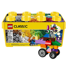 Straight camp LEGO Lego classic creative series 10696 medium building blocks, puzzle building blocks, assembled toys