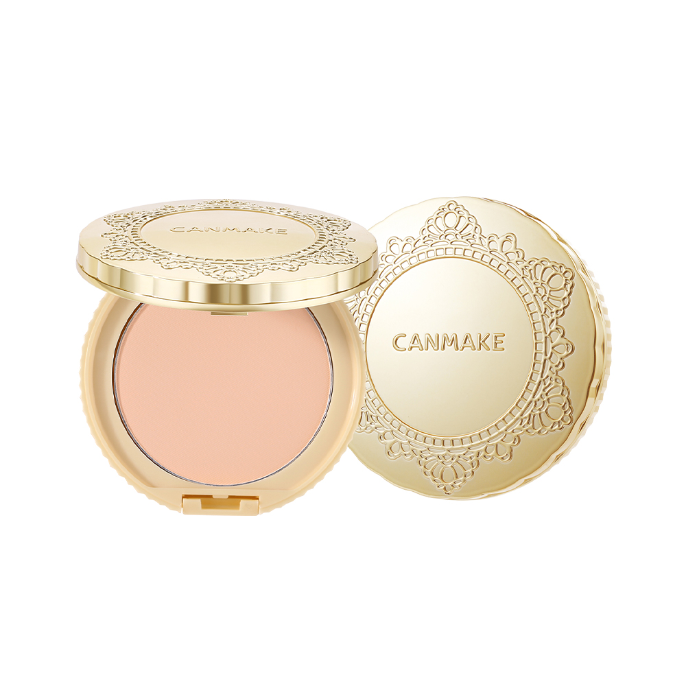 Canmake / minefield marshmallow oil control & Makeup fixing permanent powder, concealer, sunscreen powder, moisturizing & Moisturizing honey powder