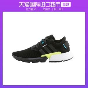 ADIDAS阿迪达斯POD-S3.1经典运动鞋低帮官网三叶草鞋子跑步鞋正品
