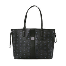 Direct sale MCM shoulder bag women's visetos Liz double sided medium size mwp5svi22 sub mother bag