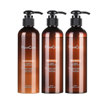 (direct) Australian imports of Ficcecode and 260ml*3 Shampoo Hair care Kit Bottle 2 Wash 1 protection