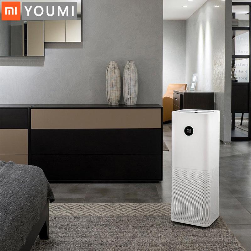 小米空气净化器2代 pro 1代 除PM2.5雾霾 去甲醛空气净化器家用