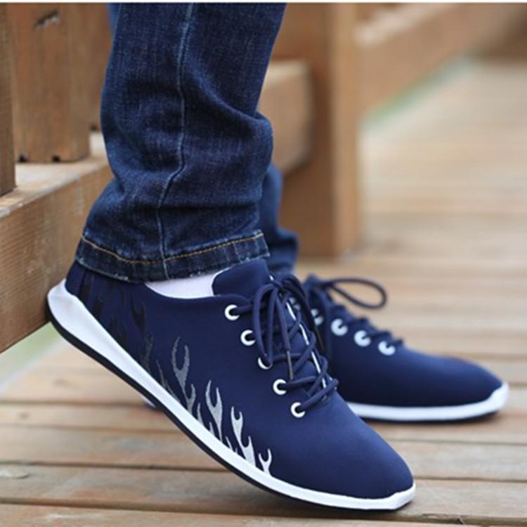 男鞋春夏季新款帆布鞋网面回力布鞋男士休闲鞋青少年运动韩版板鞋
