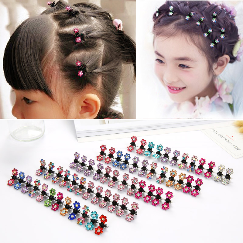 Korean childrens hair accessories hairpin little girl hair less hairpin cute baby girl clip large size gripping jewelry