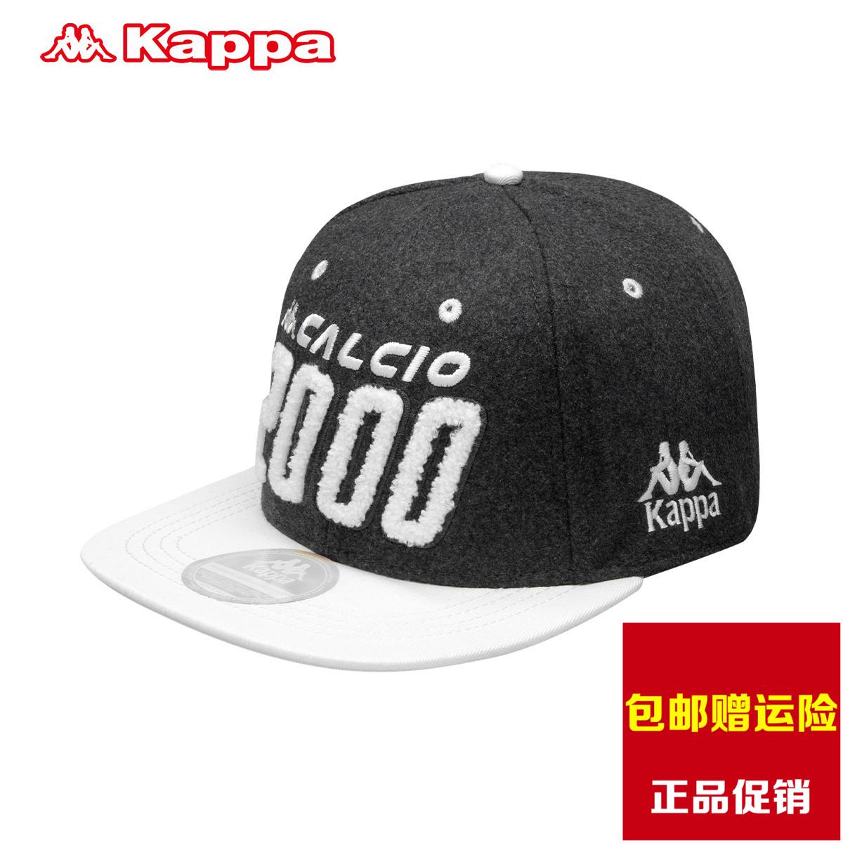 背靠背Kappa男女�p制帽 平檐帽情�H潮帽棒球帽�r尚帽 K07Y8MP6