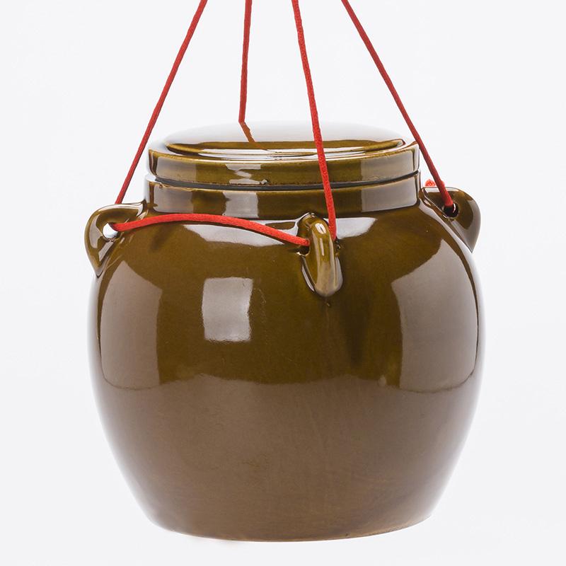 陶瓷腌菜罐密封罐蜂蜜罐酸菜鹹菜罐醬菜腌菜罈子腌制罐小泡菜罈子