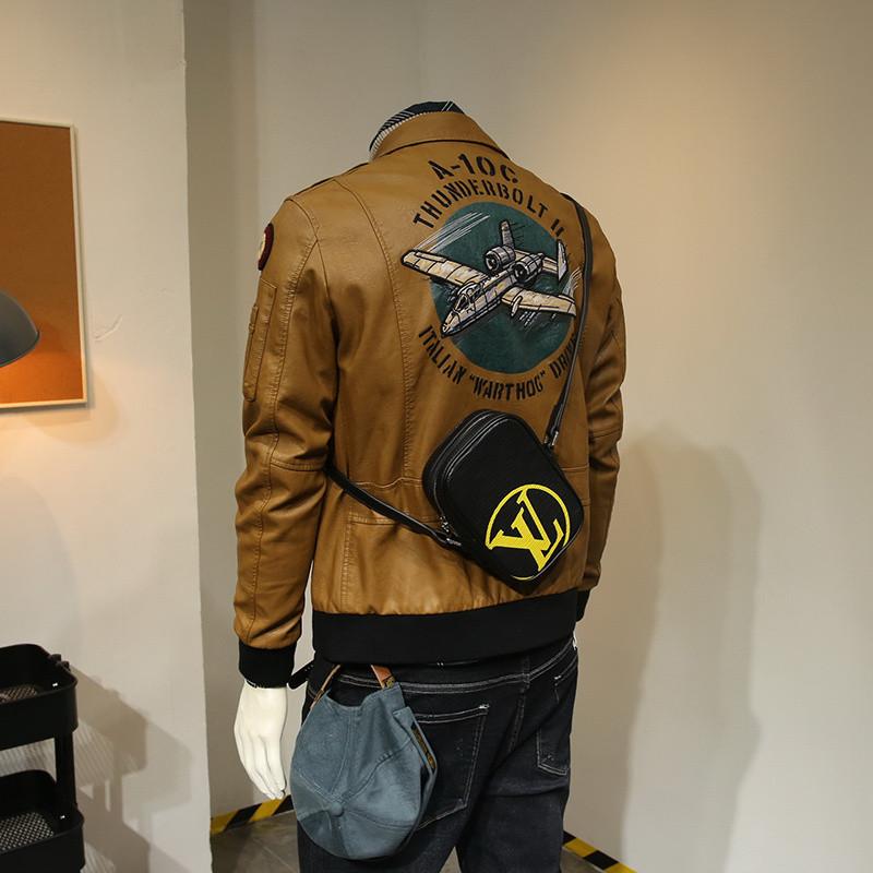 Кожаные куртки Артикул 602519103041