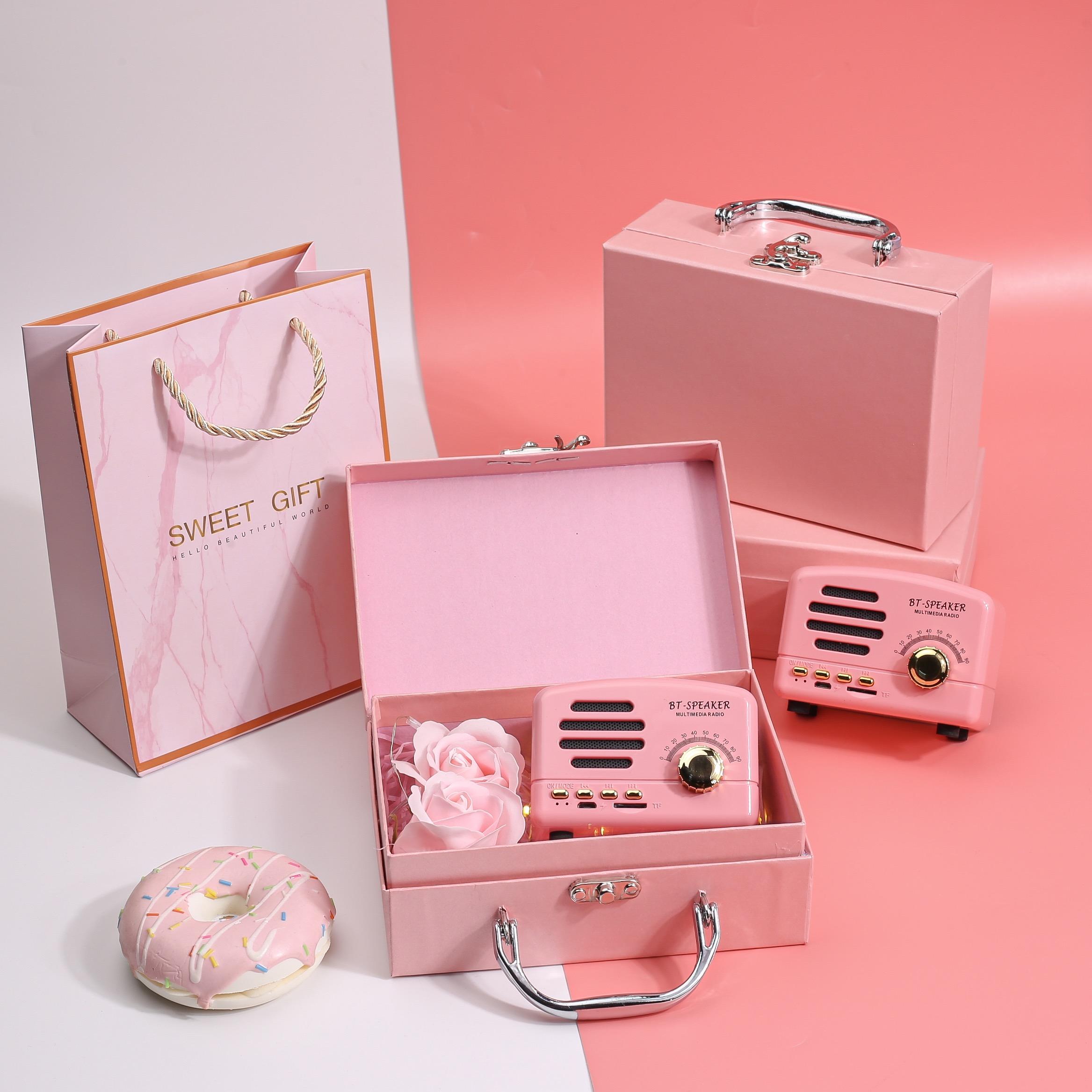 少女心杂货店的成年高级感闺蜜生日礼物18岁送给女生实用创意特别
