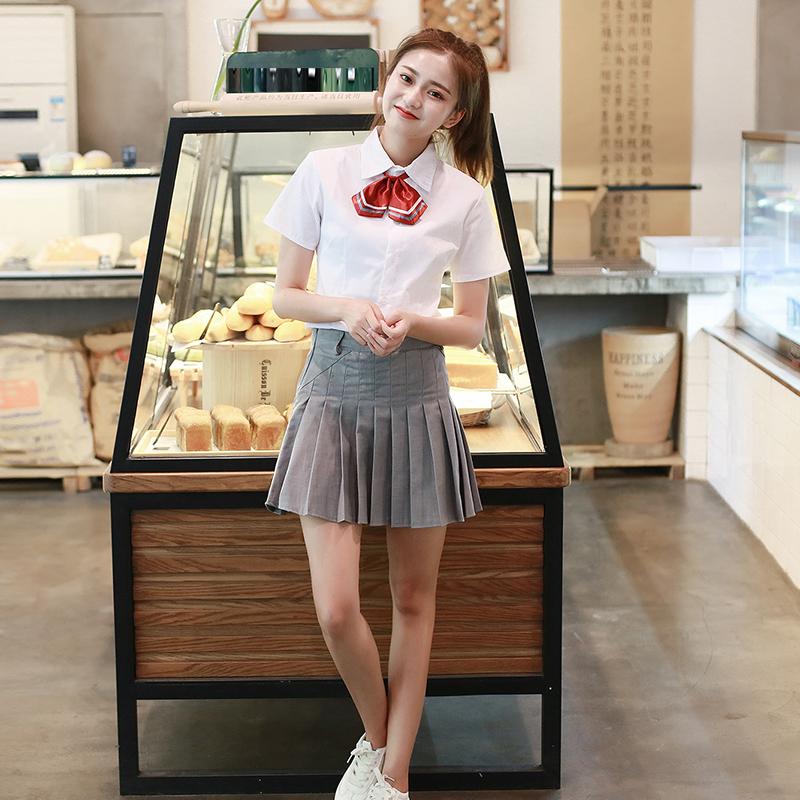 夏至未至同款校服套装学院风套装韩国初高中学生装女秋班服JK制服