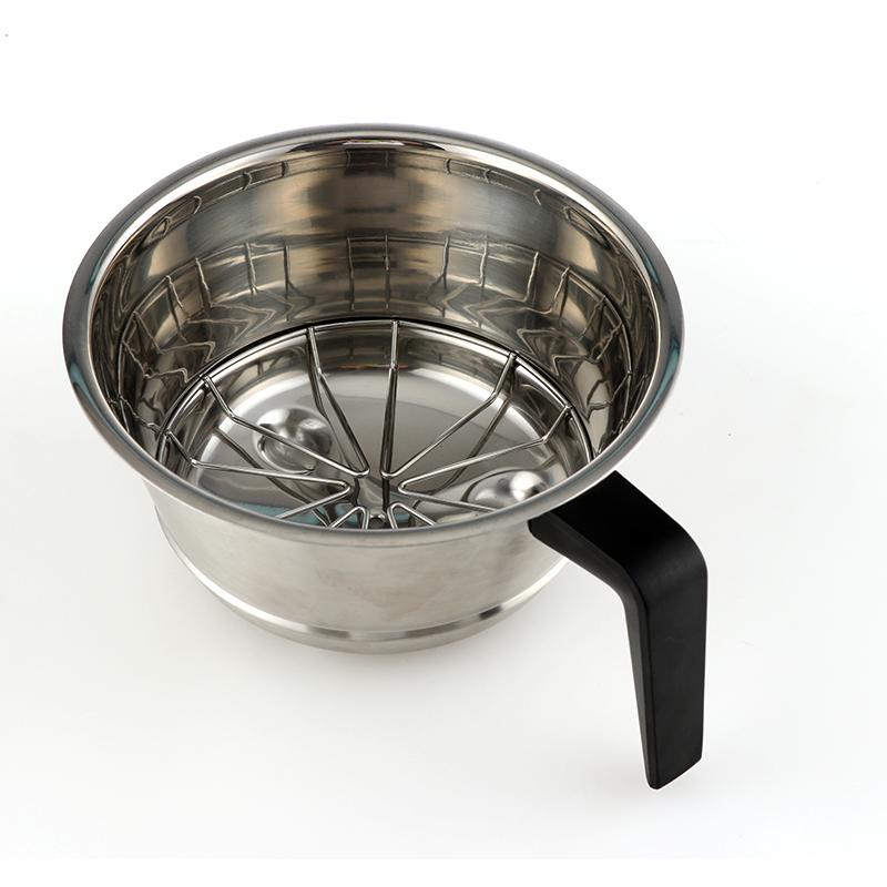 满50.00元可用1元优惠券UB288商用美式咖啡机 煮茶机 萃茶机  玻璃壶滴漏机 配件漏斗