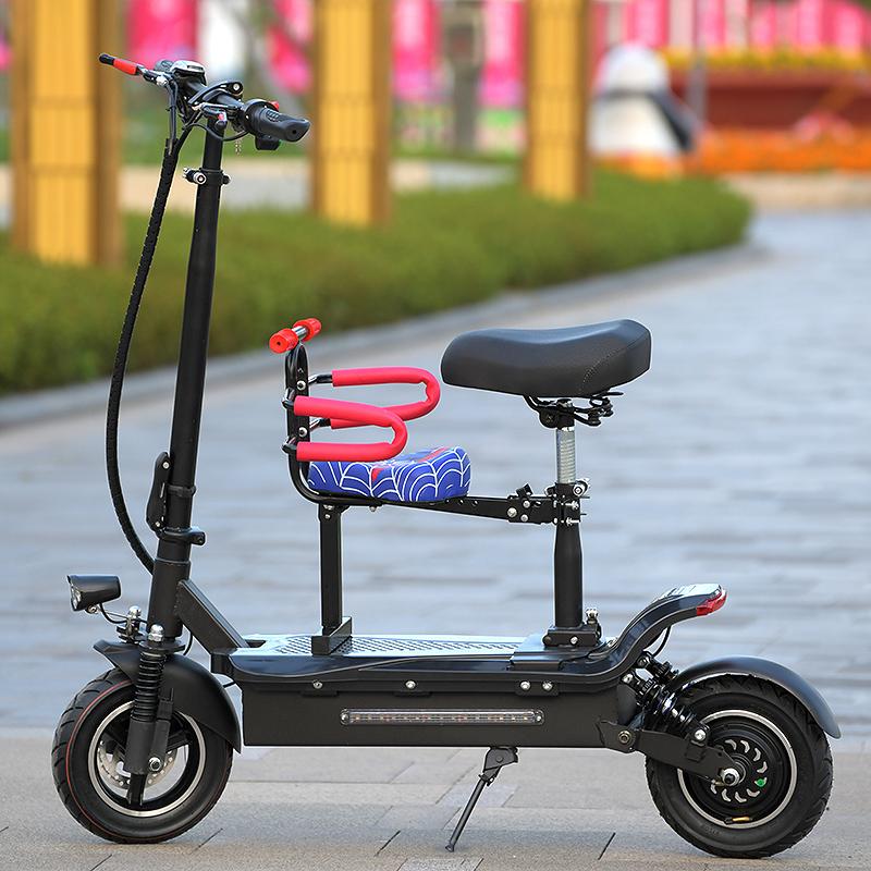 满1272.50元可用254.5元优惠券宾瑞电动滑板车成人折叠代驾电动车