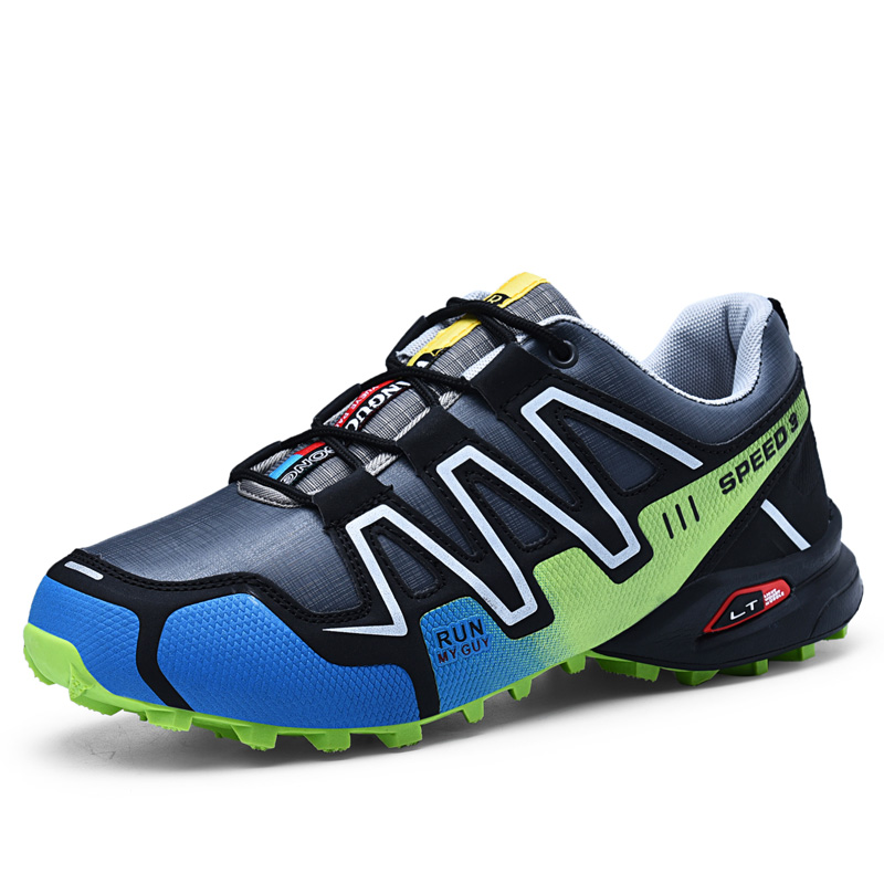 登山鞋Brand Big Size  Unisex Hiking Shoes Outdoor Athletic