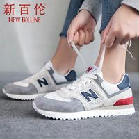 新百伦官方正品女鞋2020新款男鞋