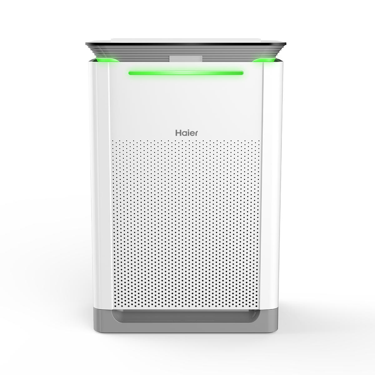 [帝天智能电器生活馆空气净化,氧吧]Haier/海尔 空气净化器 KJ4月销量0件仅售2400元