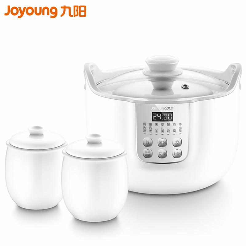 九阳隔水电炖锅陶瓷燕窝bb煲汤砂锅质量怎么样