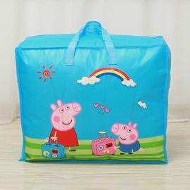 幼儿园装被子的袋子加厚无纺布卡通小猪儿童床品棉被收纳包可印字