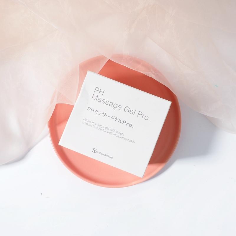 日本Bb laboratories PH胎盘原液按摩膏 紧致去黑头清洁毛孔