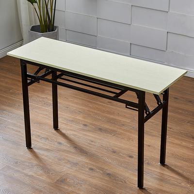 长方形折叠桌培训桌子摆摊桌子餐桌学习桌电脑桌家用桌子美甲桌