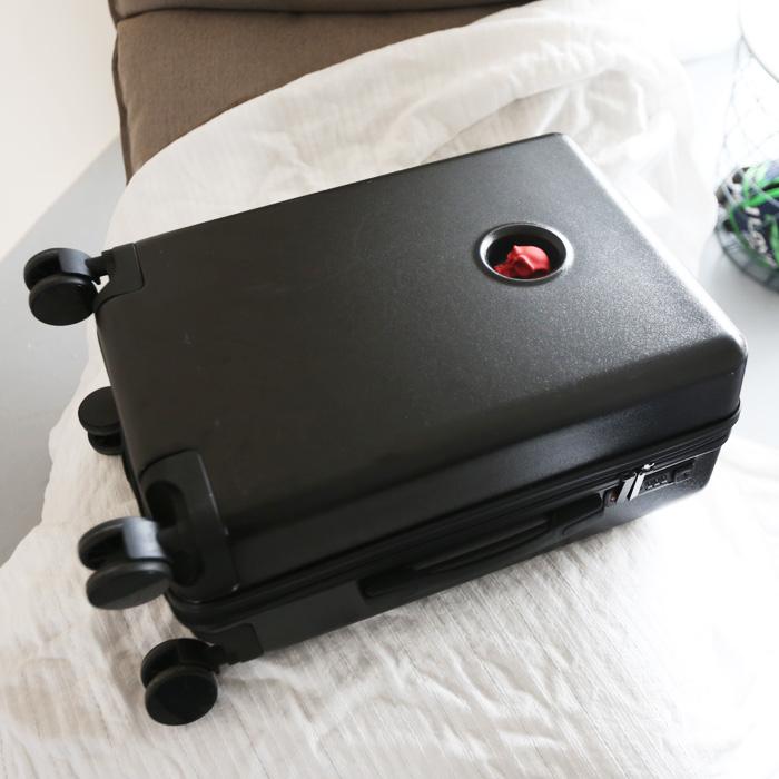 防刮磨砂材质登机箱黑色箱子pc暗黑系纯决心必死意志骷髅