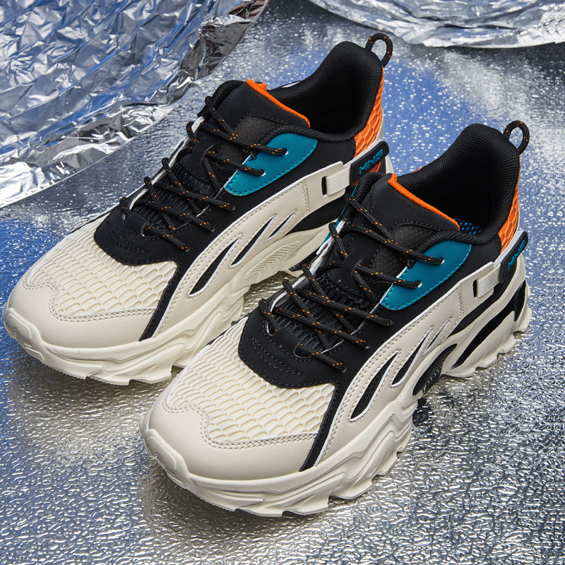Young peoples telecontrol walking shoes low top shoes mens fashion sports shoes mens genuine spirit thin shoes