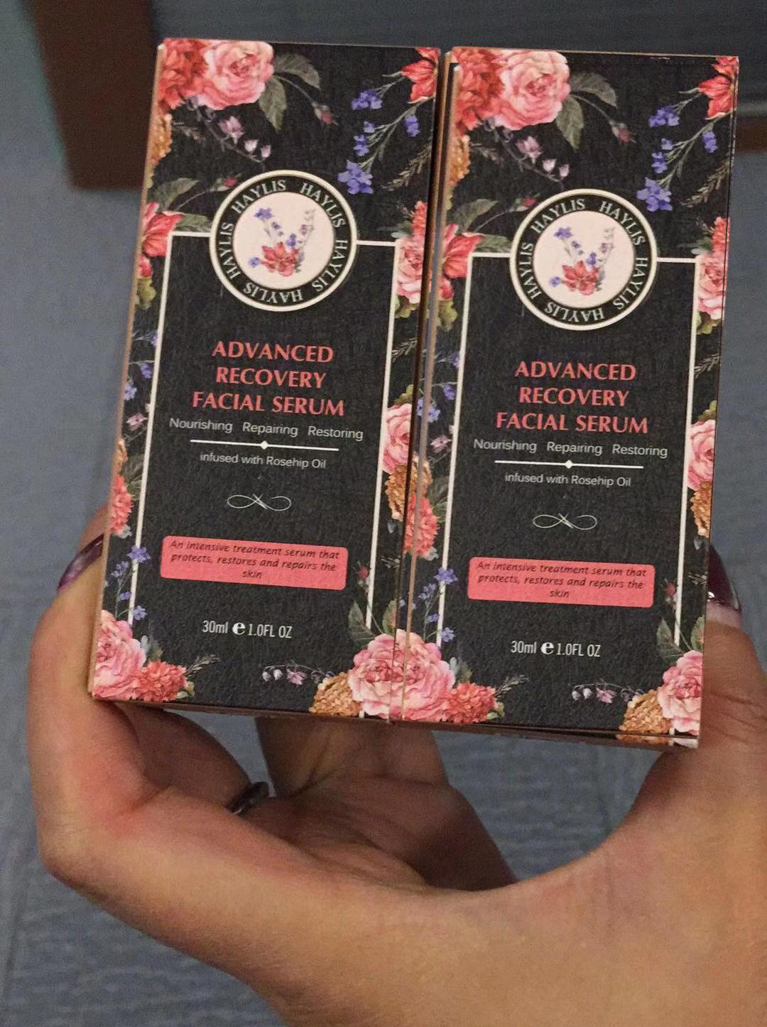 澳洲 haylis ADVANCED  RECOVERY 精华30ml