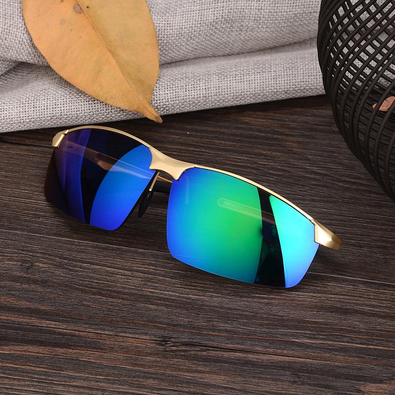 2019新款运动司机钓鱼驾驶镜太阳镜眼镜男士个性潮人近视眼睛墨镜,可领取元淘宝优惠券