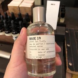 专柜 LE LABO 新款eau de parfum BAIE 19号香水 可定制标签