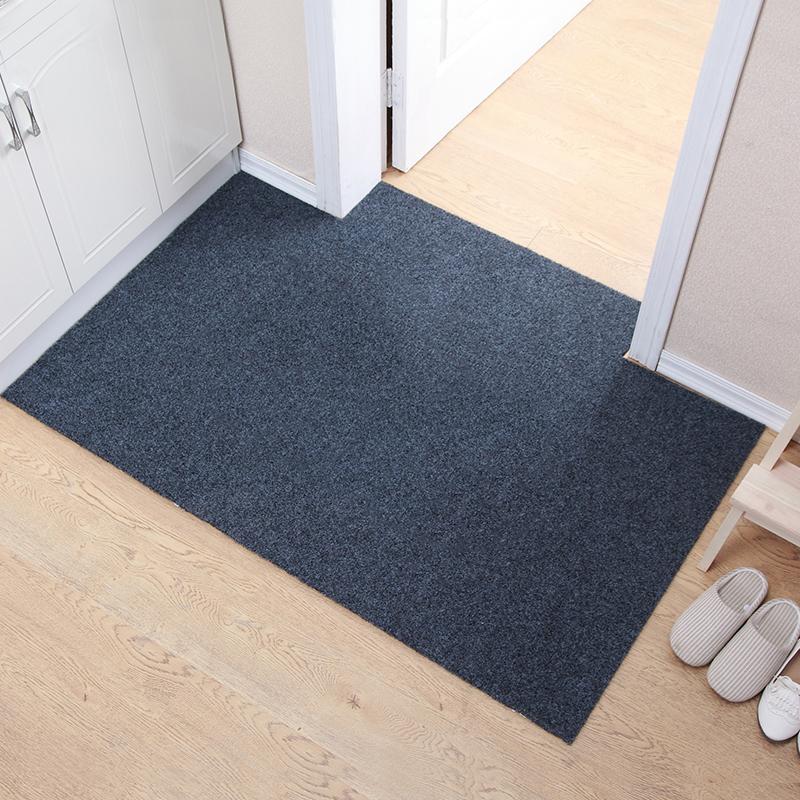 三川进门地垫门口客厅门垫入门地垫门厅地毯防滑垫吸水踩脚垫定制