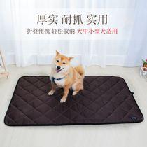 光滑用品车内宠物垫防脏狗垫均匀柔韧垫子防霉时尚清凉防水睡觉泰
