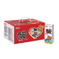 【11月新货】菊乐酸乐奶含乳饮料250ml*12盒童年味道礼盒装