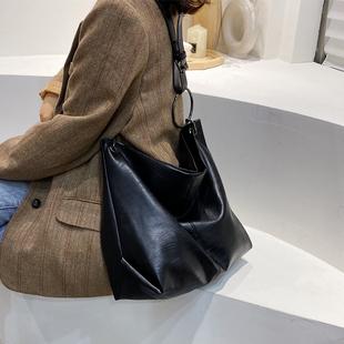 网红大包女2020年新款单肩包大容量女包秋冬时尚百搭托特包大气包图片