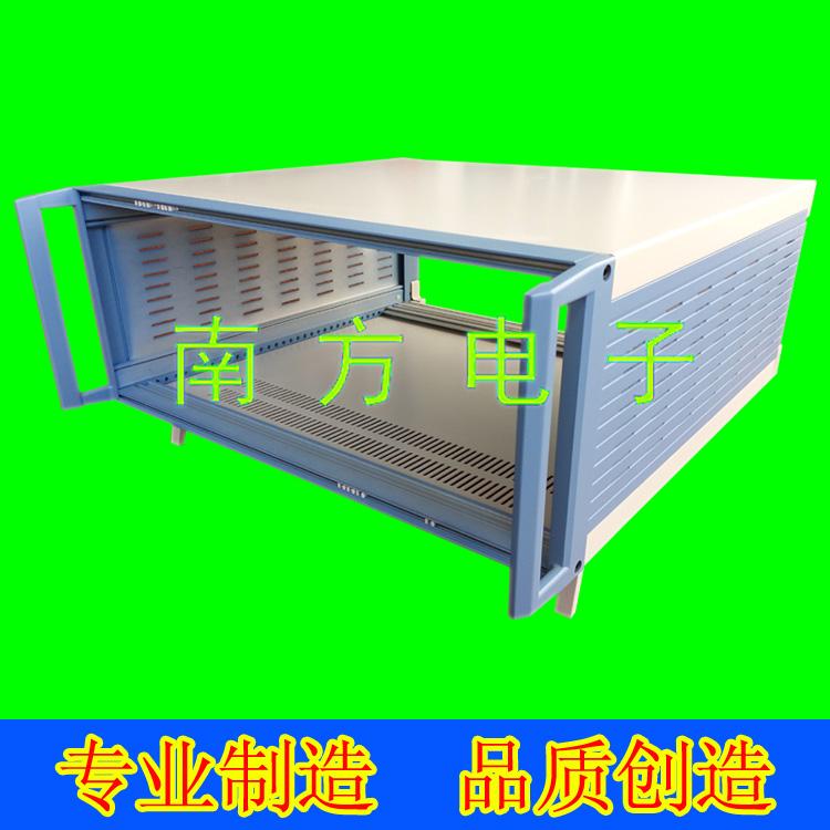 NAD-4U 检测仪器外盒/全铝高端机箱/电子设备外壳/铝型材机箱