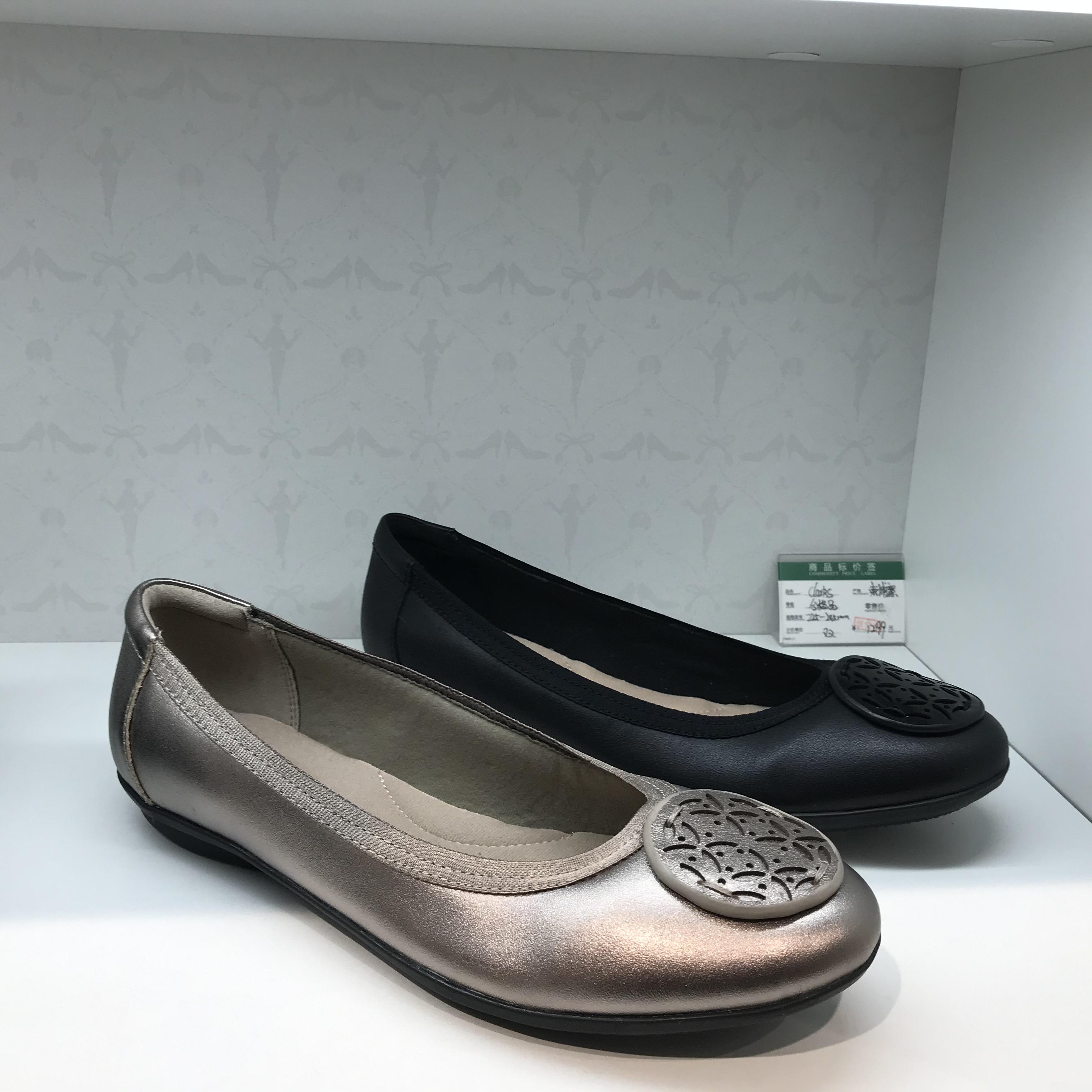 2020春季新款其乐代购女鞋休闲平底仙女鞋乐福鞋Gracelin Lola