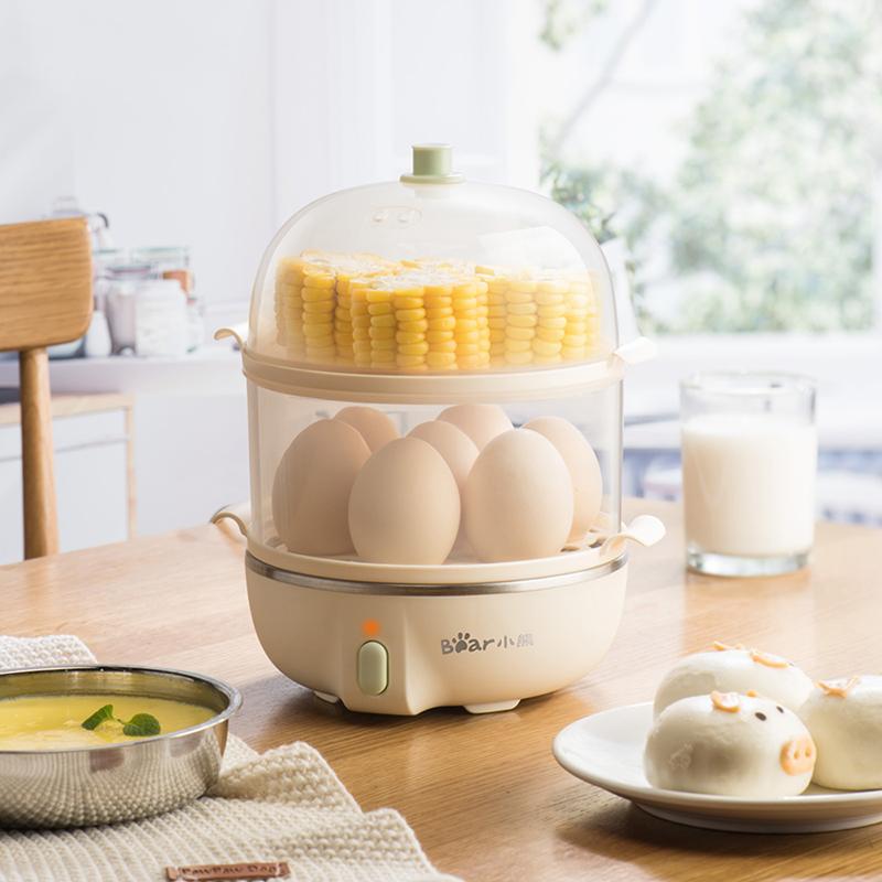 煮蛋器小熊是什么品牌