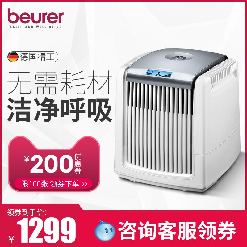 [Beurer海外旗舰店空气净化,氧吧]Beurer德国进口无耗材空气净化器月销量20件仅售1499元
