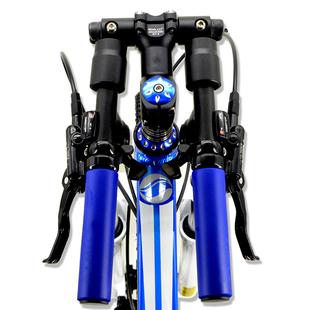 快拆式 配件 电动滑步车可折叠车把山地自行车车头把横直把单车改装