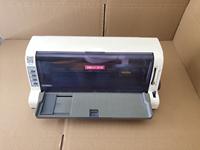 映美530K570K二手平推发票针式打印机三联增值税发送货单税票专用