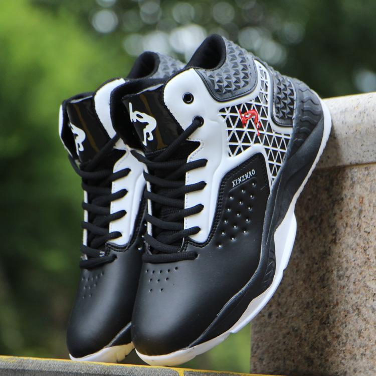 篮球鞋男鞋秋冬季潮流学生运动鞋休闲鞋韩版鞋透气跑步鞋802