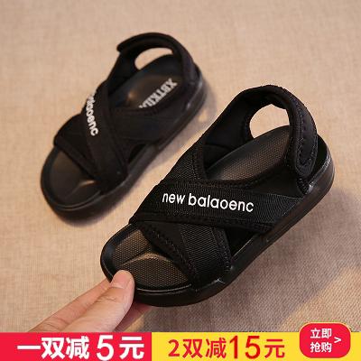 男童凉鞋2019新款女童夏季韩版中大童儿童鞋小男孩软底沙滩鞋防滑