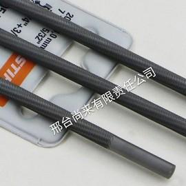 圆形锉刀 锉油锯/电锯链条 4.0圆锉刀4.8超硬合金伐木锯磨链
