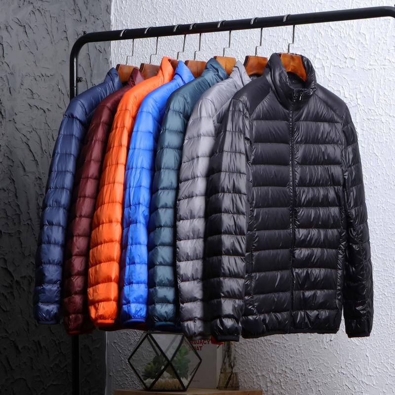 Новинка зимний осеннний тонкий куртка мужчина воротник краткое модель тонкий в молодежь очень большой двор закрытый пальто зазор