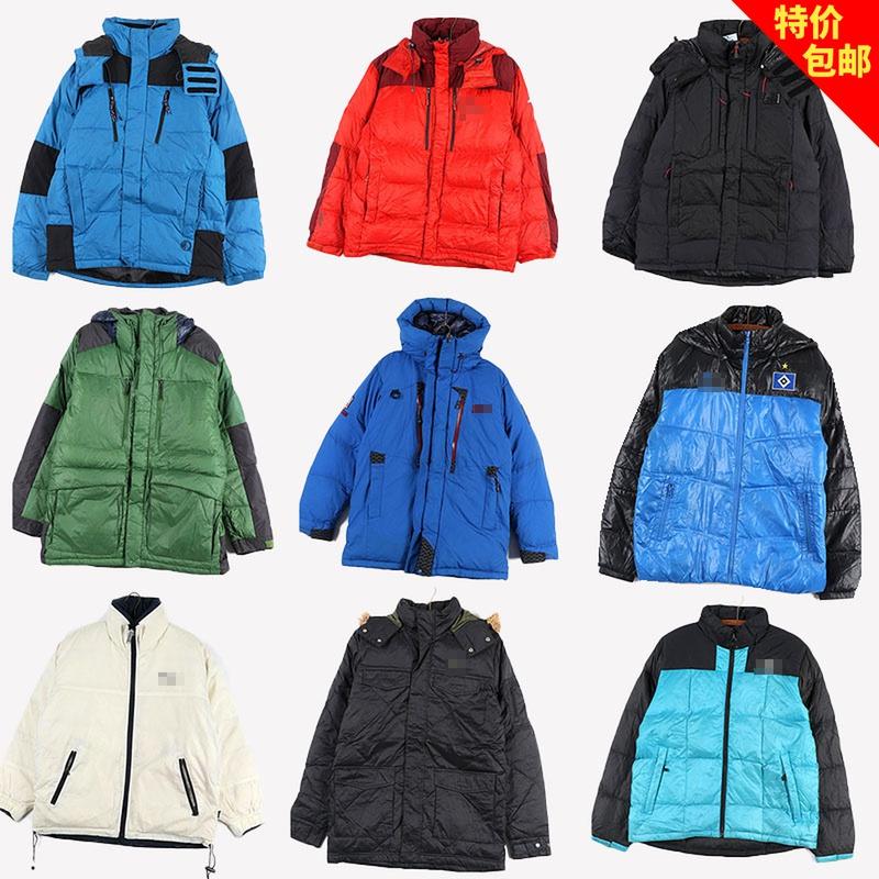 古着vintage日韩品牌羽绒服运动休闲冬加厚户外男女装外套Y1