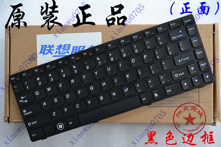 全新原装联想G470键盘V470 G470AH B470E G475键盘B475 V480C